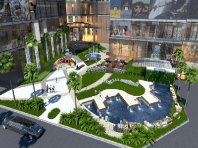 Ra mắt căn hộ mẫu dự án FLC Twin Towers